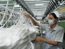 Tẩy nhuộm vải sợi
