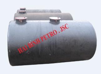 Téc chứa xăng dầu