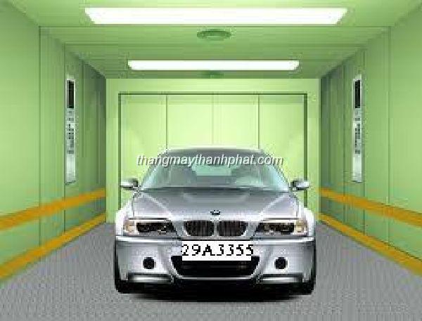 Thang ô tô