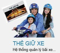 Thẻ giữ xe