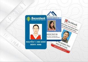 Thẻ nhân viên, thẻ ID