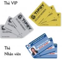 Thẻ nhân viên/ thẻ nhựa