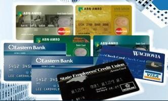 Thẻ nhựa ngân hàng