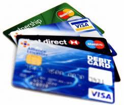 Thẻ tài chính, ngân hàng