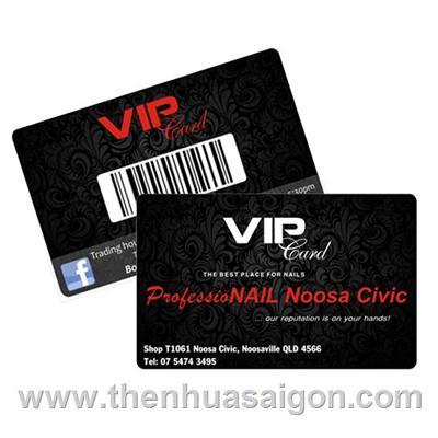 Thẻ VIP - In Mã Vạch