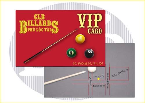 Thẻ VIP, Thẻ nhựa