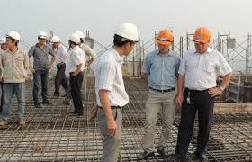 Thi công các công trình hạ tầng