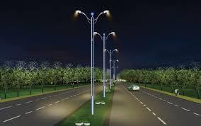 Thi công hệ thống chiếu sáng