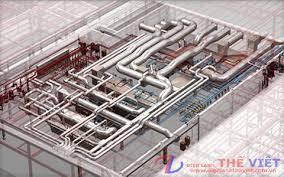 Thi công hệ thống lạnh công nghiệp