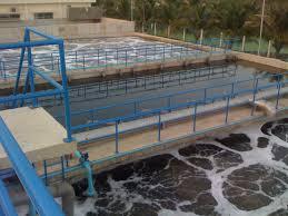 Thi công hệ thống xử lý nước thải
