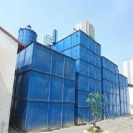 Thi công lắp đặt trạm xử lý nước thải