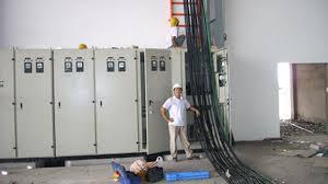 Thi công lắt đặt hệ thống điện