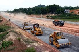 Thi công xây dựng công trình giao thông