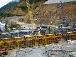 Thi công xây dựng công trình thuỷ điện