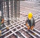 Thi công xây lắp sàn dự ứng lực