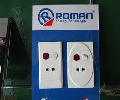 Thiết bị điện Roman