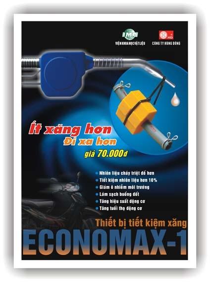 Thiết bị tiết kiệm xăng ECONOMAX