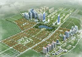 Thiết kế hạ tầng kỹ thuật khu Công nghiệp và Đô thị