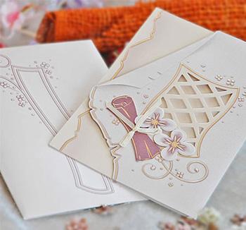 Thiết kế, in ấn thiệp cưới