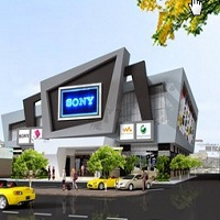 Thiết kế kiến trúc Sony center