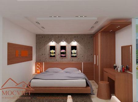 Thiết kế nội thất khách sạn New Start
