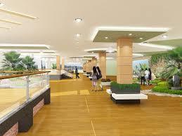 Thiết kế nội thất thương mại