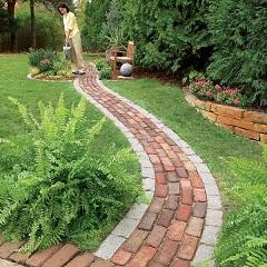 Thiết kế sân vườn nhà đẹp