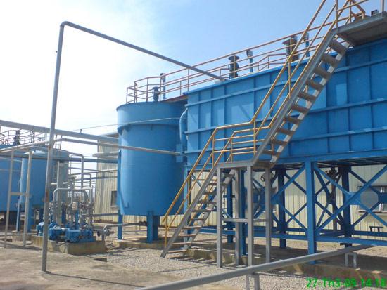 Thiết kế thi công hệ thống xử lý nước cấp