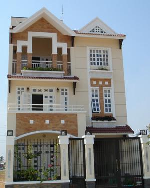 Thiết kế, thi công xây dựng biệt thự