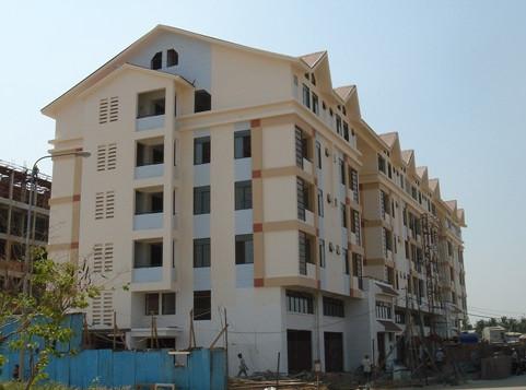 Thiết kế, thi công xây dựng chung cư