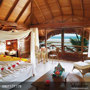Thiết kế thi công xây dựng-nội thất resort