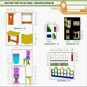 Thiết kế vật dụng nội thất