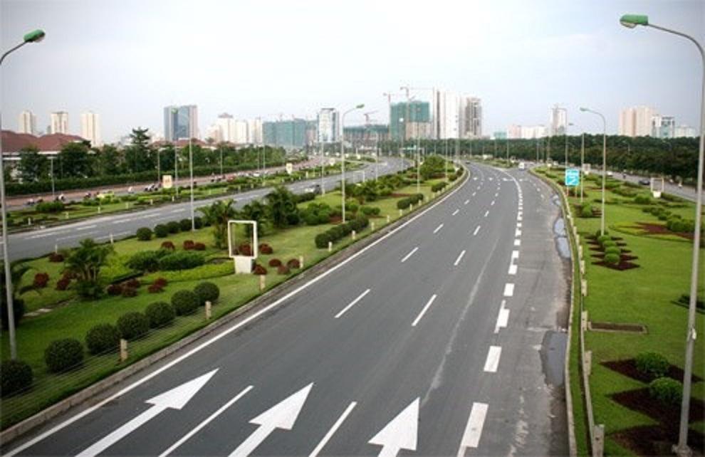 Sơn phản quang giao thông