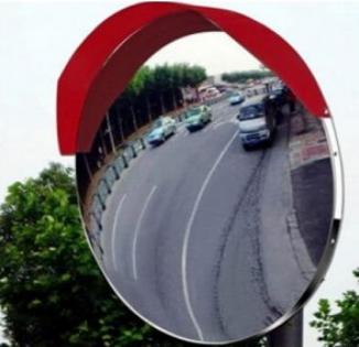 Gương cầu lồi giao thông