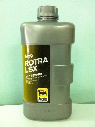 AGIP ROTRA LSX 75W90