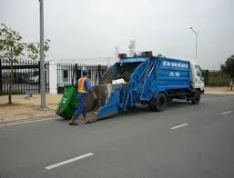 Thu gom và vận chuyển chất thải công nghiệp