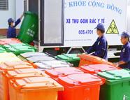 Thu gom, vận chuyển và xử lý chất thải rắn