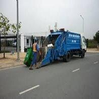 Thu gom vận chuyển xử lý rác thải