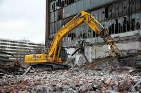 Thu mua phế liệu máy công trình