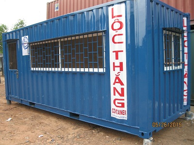 Thuê container