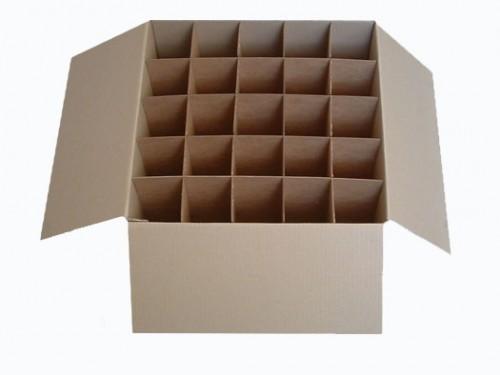 Thùng carton có cách ngăn