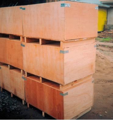 Thùng gỗ hộp gỗ