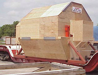 Thùng gỗ siêu trường siêu trọng