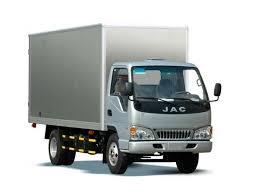 Thùng xe chở hàng hóa