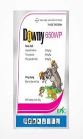 Thuốc bảo vệ thực vật Downy