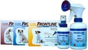 Thuốc điều trị Frontline Spot On