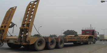 Thương mại vận tải