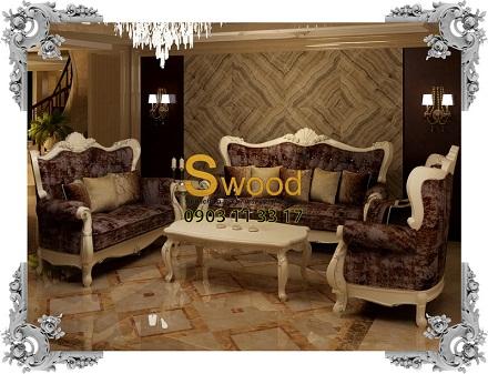 Sofa bán cổ điển