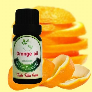 Tinh dầu cam
