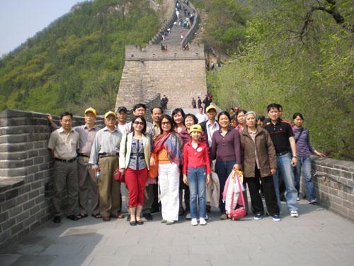 Tổ chứ tour du lịch quốc tế